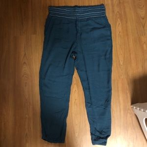 Anthropologie pants worn ONCE